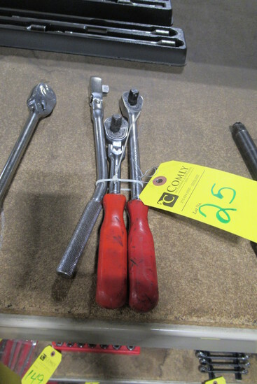 Mac Tools Ratchets, Asst. (3 Each)