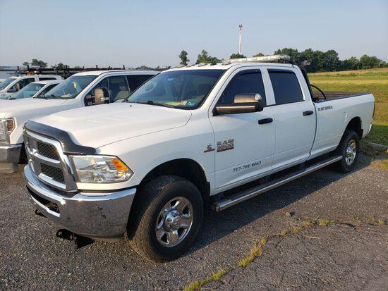 2017 Dodge Ram 3500 Heavy Duty Crew Cab Pick Up Truck, Cummins Turbo Diesel