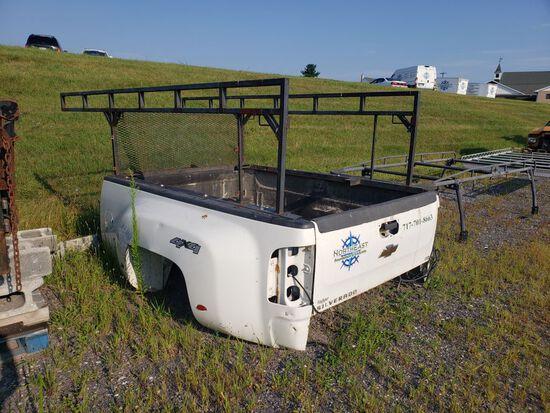 Chevrolet Silverado Pick-Up Truck Bed