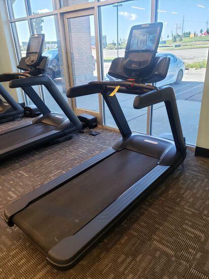 2018 Precor Treadmill w/Precor P82 Digital Display, m/n TRM731, s/n A594I1118D032