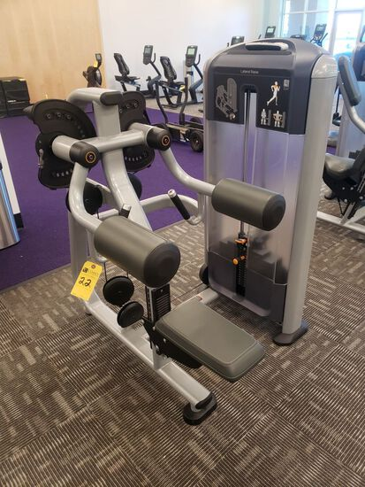 Precor Lateral Raise, Selectorized, m/n Discovery, s/n BA70J23180001