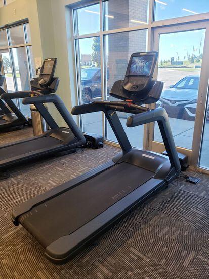 2018 Precor Treadmill w/Precor P82 Digital Display, m/n TRM731, s/n A594I1118D024