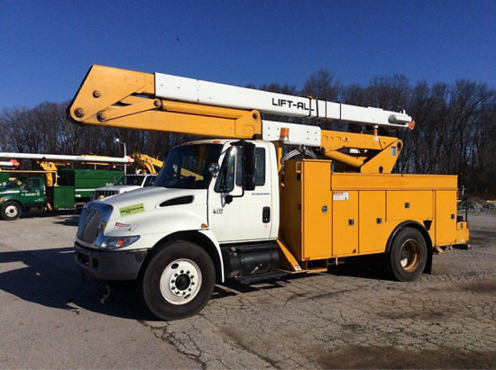 Lift-All LOM50-2MS, Material H    Auctions Online | Proxibid