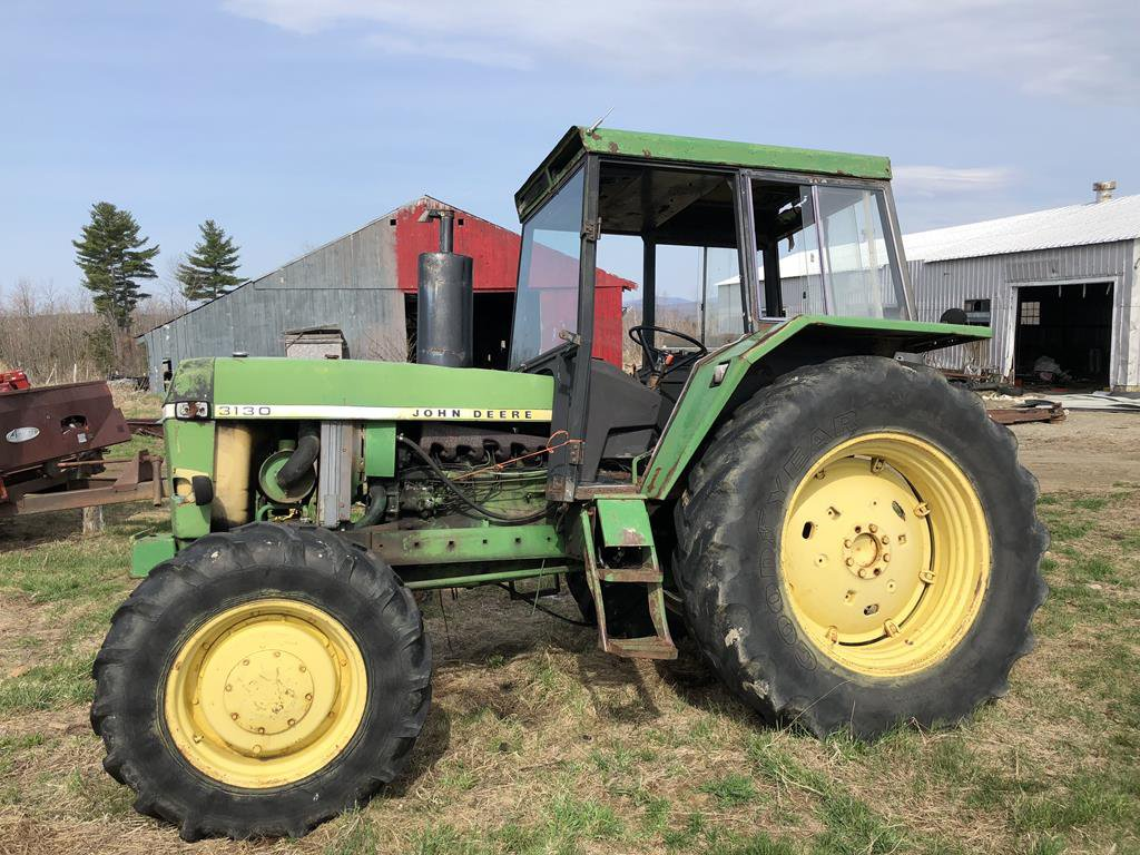 ~UPDATED See Description~ 1975 JOHN DEERE 3130 4WD TRACTOR, HOURS: 9,868 S/N: 210482L (CHESTERVILLE)