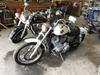 2002 HARLEY DAVIDSON XL883 HUGGER MOTORCYCLE