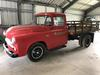1956 DODGE MODEL D6-126 1-TON FLATBED TRUCK