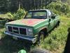 1987 GMC SIERRA 1500 2WD PICKUP TRUCK