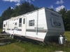 2003 WILDWOOD BY FOREST RIVER MODEL 37BHSS 37' TRAVEL TRAILER