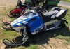 2013 POLARIS 800 SWITCHBACK PRO-R SNOWMOBILE (MOTOR WON'T TURN OVER. POSSIBLE SEIZED MOTOR)