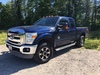 2011 FORD F250 SUPER DUTY 4WD 6.7L TURBO DIESEL LARIAT SUPERCAB