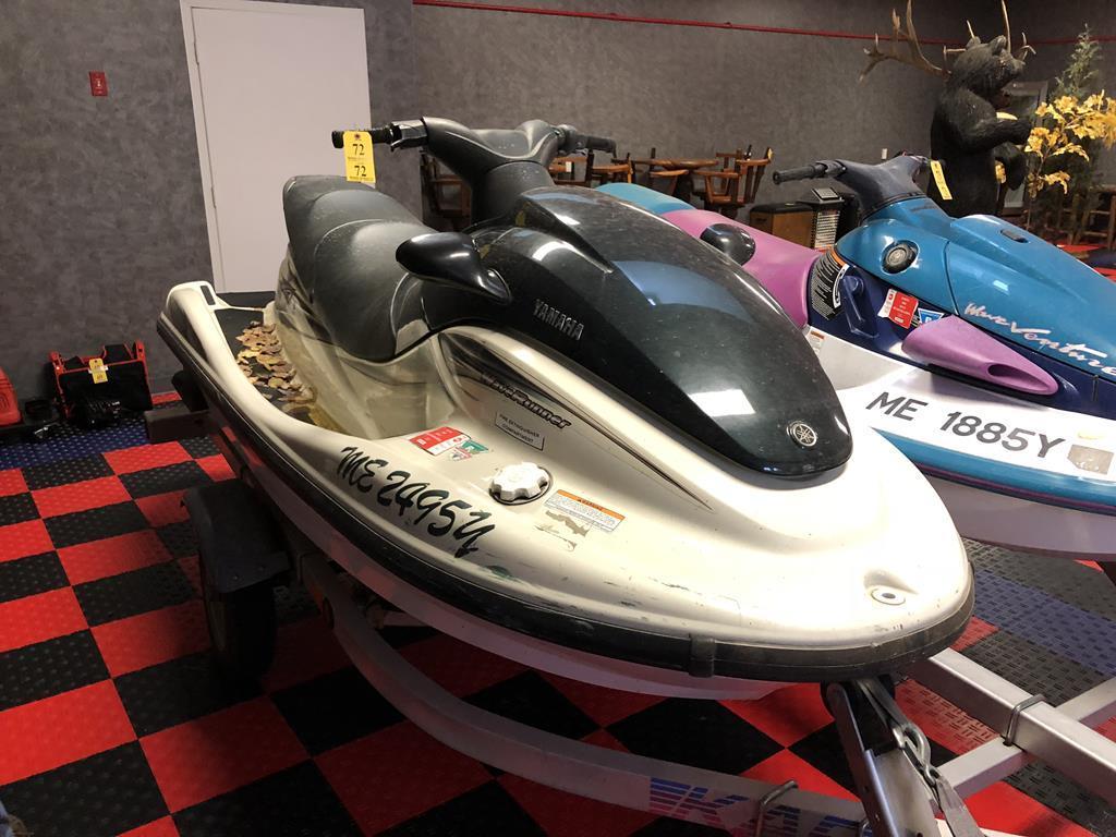 Lot: 2000 YAMAHA LTD 1200XL WAVE RUNNER | Proxibid Auctions