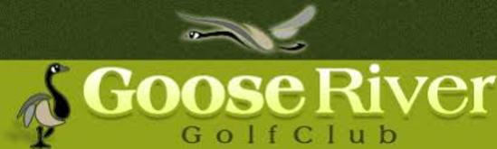 GOOSE RIVER GOLF PACKAGE - $285 VALUE