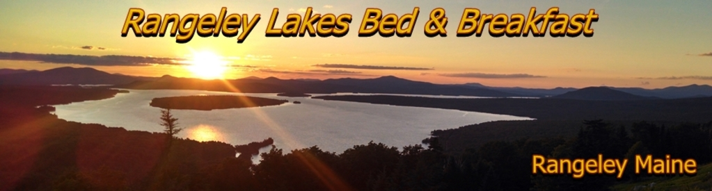 RANGELEY ME OVERNIGHT PACKAGE - $340 VALUE