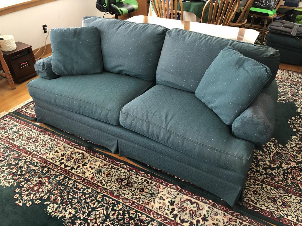 Wondrous Clayton Marcus Fruitwood Upholstered Loveseat Chair Bralicious Painted Fabric Chair Ideas Braliciousco