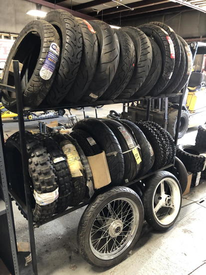 Motorcycle Tire Rack | Upcoming New Car Release 2020