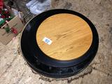 LOT: 9-ROUND TABLE TOPS, 1-24