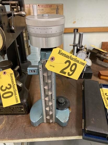 BROWN & SHARPE MODEL 5851-12 HITE-ICATOR