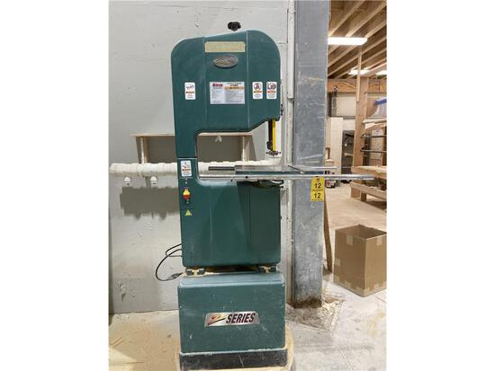 """2003 GRIZZLY MODEL G1073Z 16"""" Z SERIES BAND SAW S/N: 046543 2-PHOTOS"""