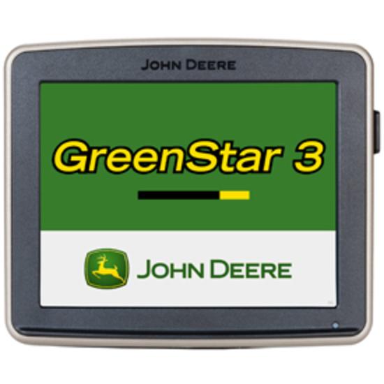 21-14 2019 JOHN DEERE GREENSTAR 3 2630 DISPLAY