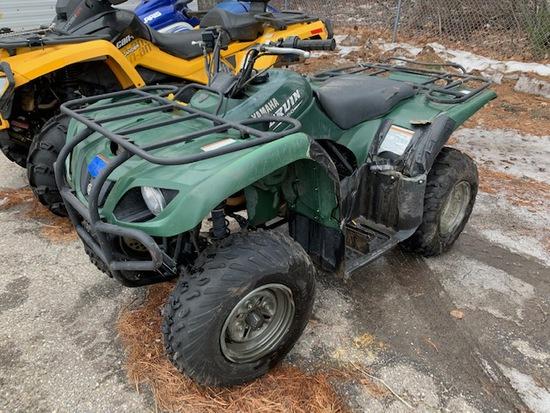 2006 YAMAHA BRUIN 250 ATV