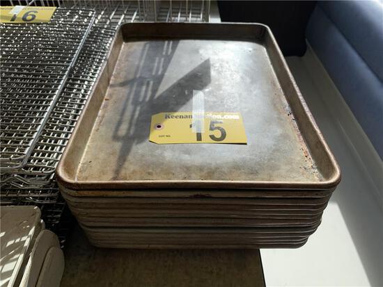 R-(13) ALUMINUM HALF SHEET PANS