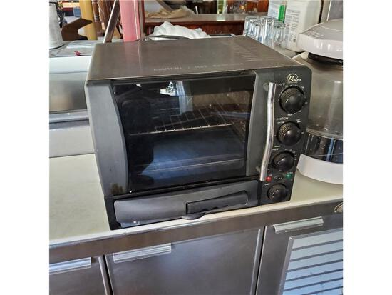 WOLFGANG PUCK BISTRO SERIES COUNTERTOP CONVECTION OVEN