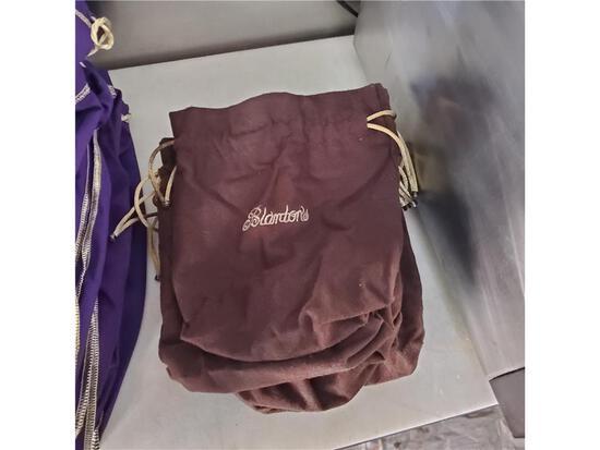 LOT: 6-BLANTON'S BOURBON BAGS