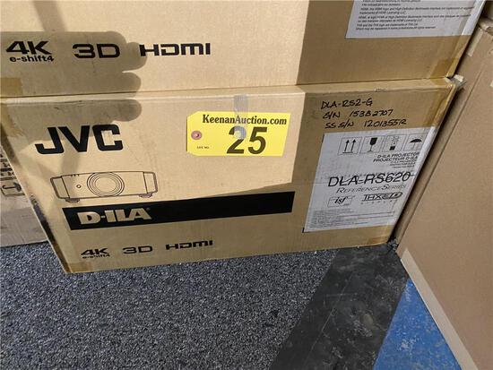 JVC D-ILA PROJECTOR PREFERENCE SERIES DLA-RS2-G