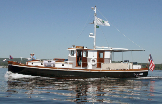 21-58 1937 47' DOUBLE-ENDED NORTH SEA TRAWLER