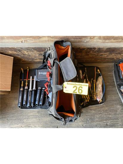IMPERIAL WIRELESS REFRIGERATION TOOL KIT