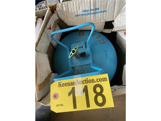 APPROX. 20.1 GAL CYLINDER OF ICORE 414B FREON