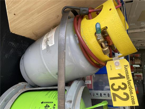 26LB CYLINDER OF 410A FREON