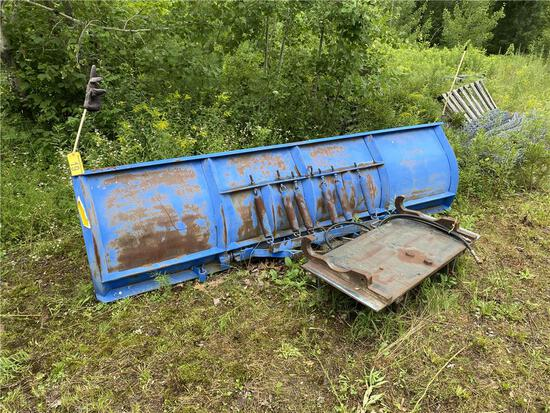 QUICK CONNECT 10' PLOW