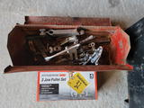 LOT: ASSORTED PULLERS