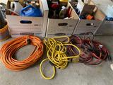 (3) EXTENSION CORDS