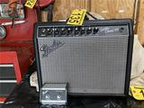 FENDER SUPER CHAMP XD VINTAGE MODIFIED TUBE AMPLIFIER & SWITCH