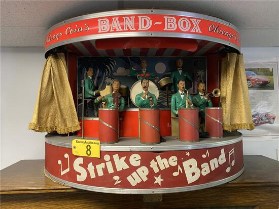 WATCH VIDEO - CHICAGO COIN'S BAND BOX STRIKE UP THE BAND