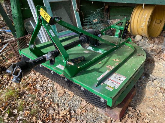 """LANDPRIDE 64"""" ROTARY MOWER, 3-POINT HITCH"""