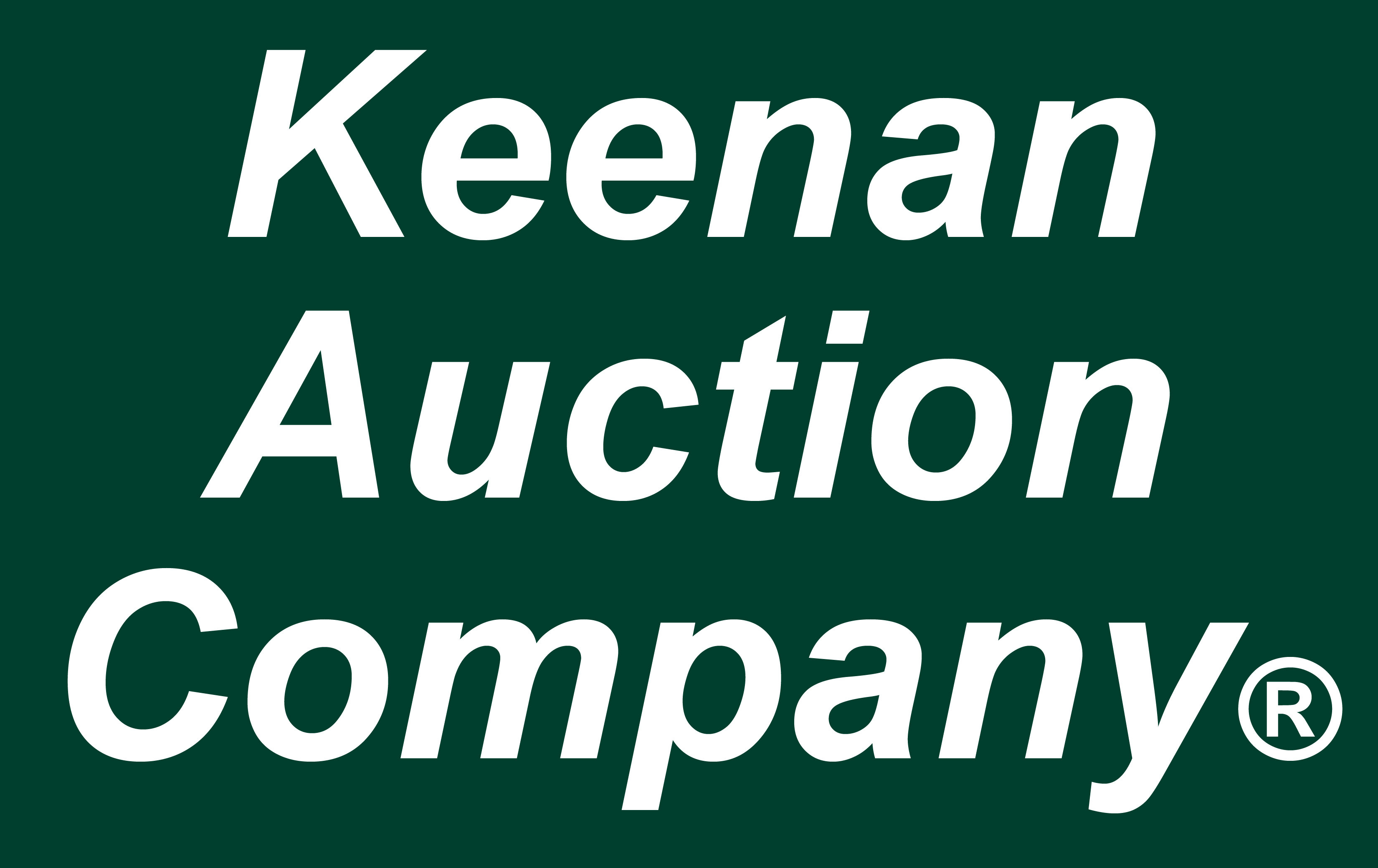 Keenan Auction Company, Inc