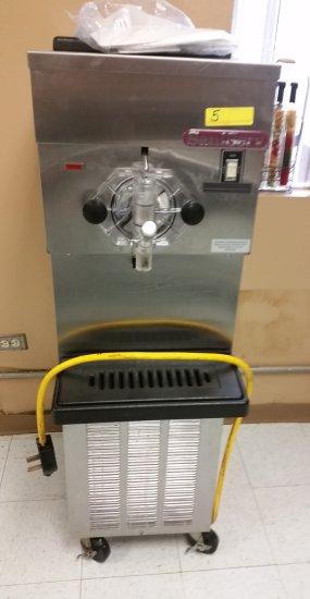 ROLLING SANI-SERVE ICE CREAM MACHINE