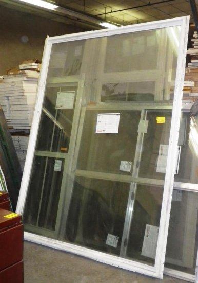 LARGE KRESTMARK WHITE VINYL ARGON FILLED WINDOW