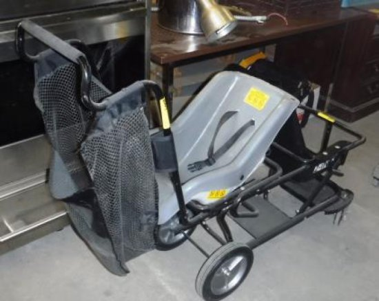 DUAL COMMERCIAL STROLLER