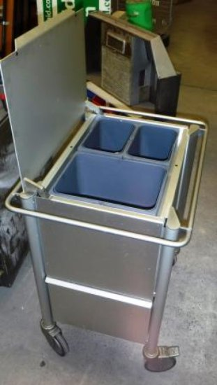 BULTHAUP ROLLING CLEANING STATION