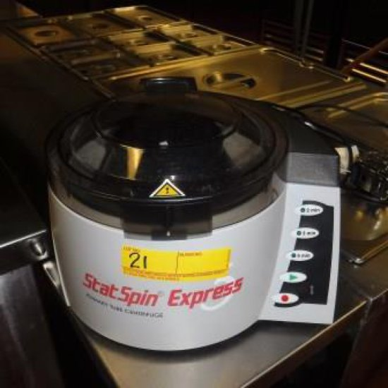 STATSPIN EXPRESS PRIMARY TUBE CENTRIFUGE