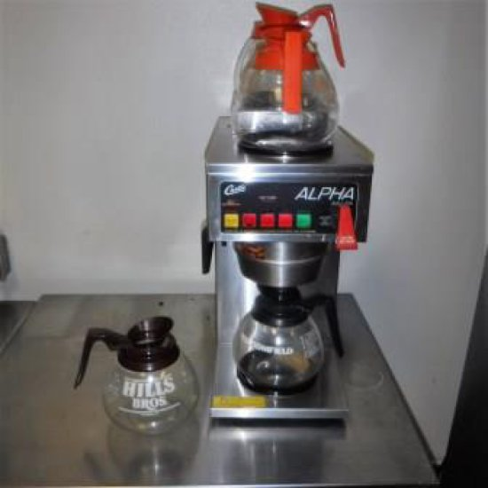 CURTIS ALPHA COMMERCIAL COFFEE MAKER