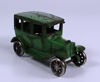 VINTAGE ARCADE CAST IRON FORD MODEL T COUPE TUDOR
