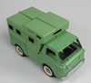 VINTAGE STRUCTO PICKUP TRUCK WITH CAMPER TOP