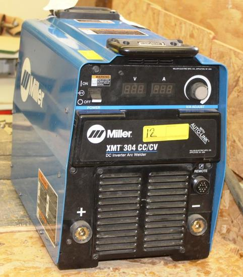 MILLER WELDER FOR PARTS OR REPAIR