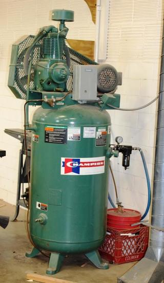 CHAMPION ADVANTAGE SERIES 80 GALLON VERTICAL AIR COMPRESSOR