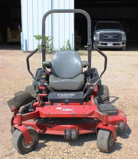 TORO 3000 ZMASTER RIDING MOWER